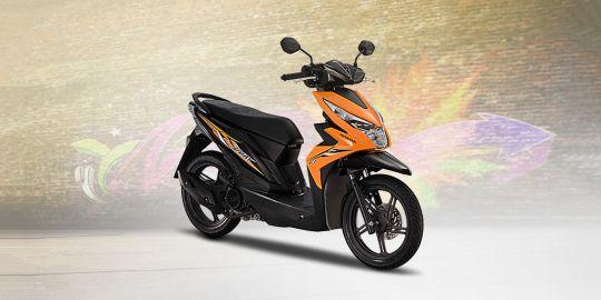Sewa Honda Beat di Bali