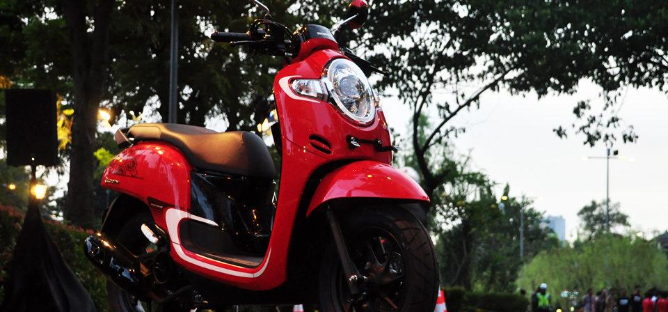rental-Honda-Scoopy-di-Bali