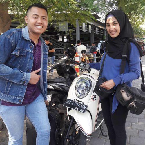 Tips Liburan di Bali dengan Motor