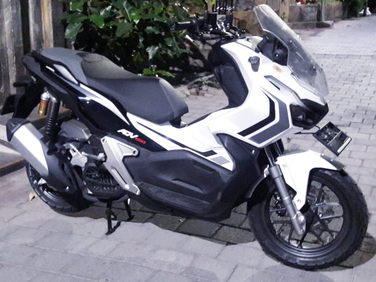 Harga Sewa Motor Honda ADV150 di Bali