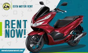 Sewa Motor Honda PCX di Bali