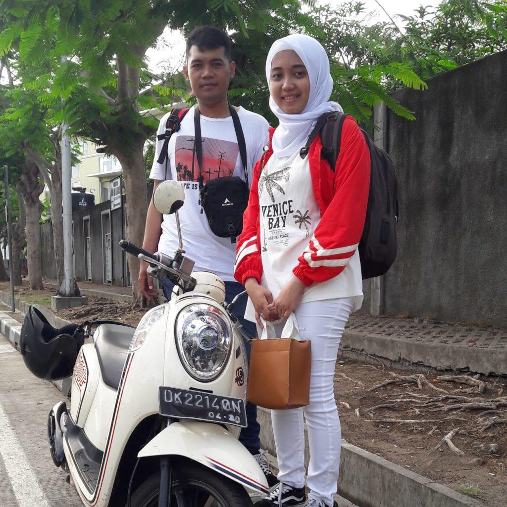 Sewa Motor Di Bali Untuk Kemudahan