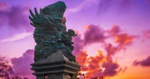 Destinasi GWK Bali Cocok Dikunjungi Dengan Motor
