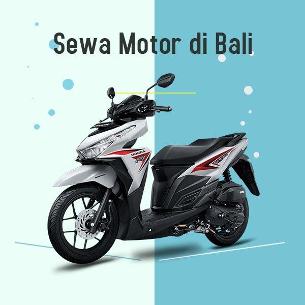 Sewa Motor di Bali